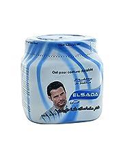 Elsada Hair Gel, 1000 ml - Blue