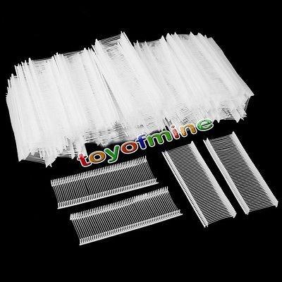 Davitu 5000 25mm 1'' Standard Clothing Garment Price Label Tagging Tagger Tag Gun Barbs with Box by DAVITU