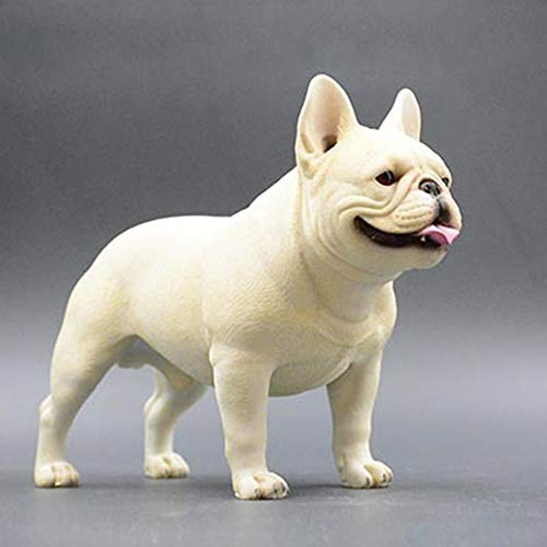 - AINIYF French Bulldog Sculpture | Hand-Made and Painted | Pet Portrait Dog Statue Figurine Memorial | French Bulldog Collectibles | French Bulldog Art/7.87x6.7x3.54inches (Color : #1)