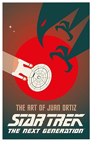 Star Trek The Next Generation: The Art of Juan Ortiz