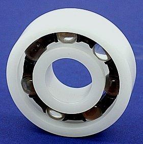 Plastic Bearing POM 6904 Glass Balls 20x37x9mm Ball Bearings VXB