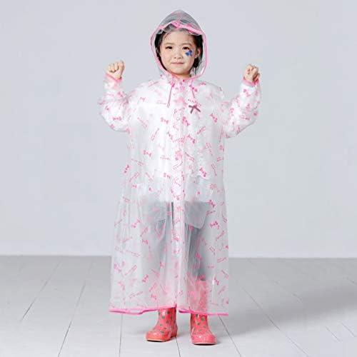 レインコート キッズ レインポンチョ こども レインウエア 子供用 雨合羽 男の子 カッパ 女の子 リュック対応 前開き 通学 自転車 おしゃれ 防水 耐久性 男女兼用 雨具 雨着 梅雨対策 5-16歳/110-170CM