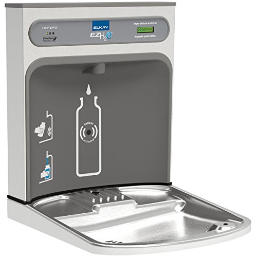 (Elkay LZWSRK EZH2O RetroFit Bottle Filling Station Kit, Filtered Non-Refrigerated)