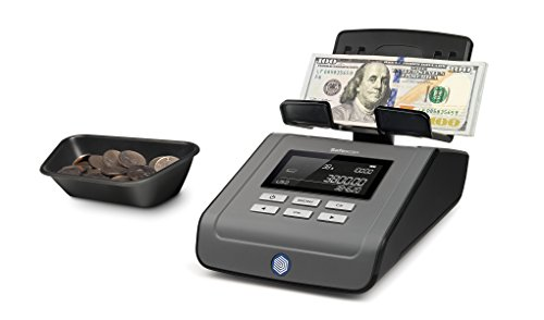 Safescan 6165 Money Counting Scale for Coins & Banknotes free shipping