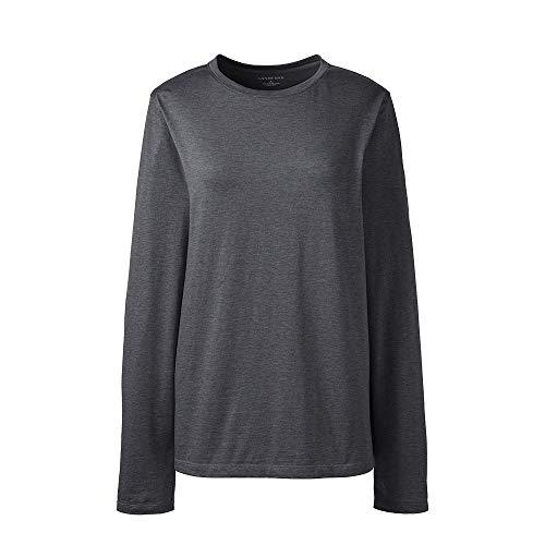 petite long sleeve tops - 1