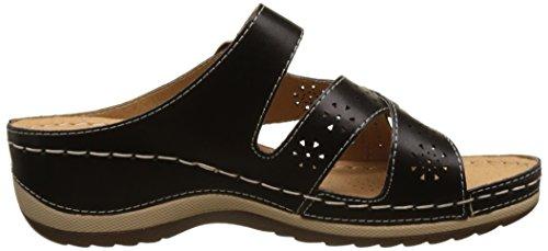 By Shoes - Zapatos de vestir de Material Sintético para mujer negro