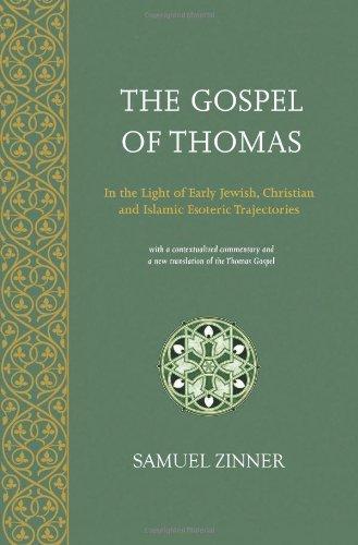 The Gospel of Thomas (Matheson Monographs) ebook