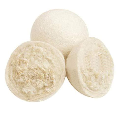 Turobayuusaku 7CM Electrostatic Eliminating Laundry Clean Balls Laundry Fabric Softener Ball