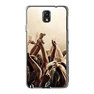 Great Hard Phone Cases For Samsung Galaxy Note3 (Ufl19439QxMM) Provide Private Custom Beautiful Foo Fighters Pattern