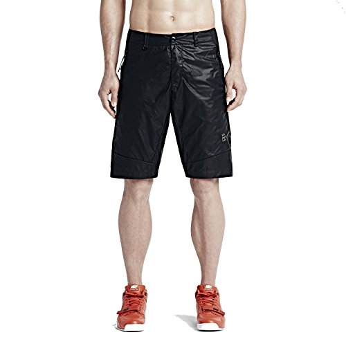 Nike Mens NikeLab NikeCourt Woven Nylon Tennis Shorts Black Medium