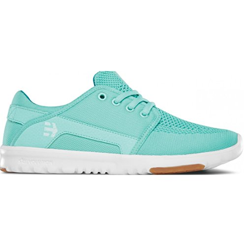 CHAUSSURES ETNIES SCOUT YB WOS LIGHT BLUE