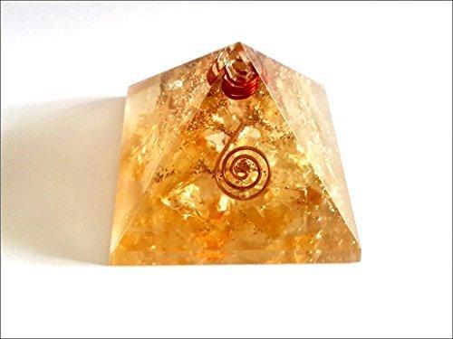 Exquisite Citrine Gemstones Electric Electromagnetic