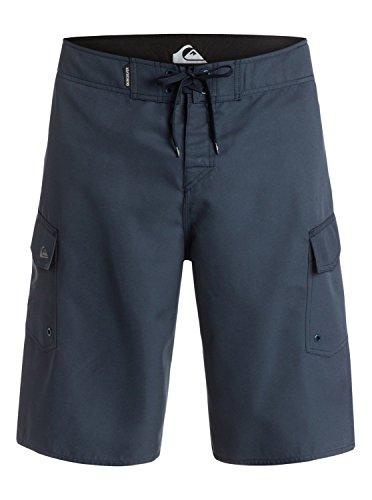 Quiksilver Men's Manic 22 Inch Boardshort, Navy Blazer, 34