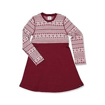 Amazon.com: Polarn O. Pyret Nordic Snow Merino Wool Dress