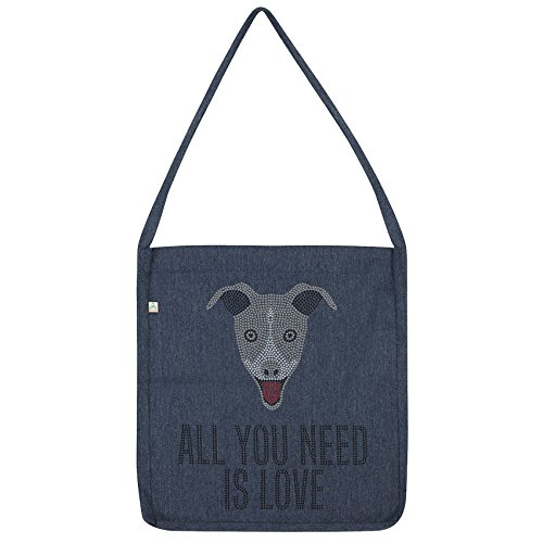 Navy love And Tote Need All is Grey Envy Hound Bag A Twisted You TBqn7Xx