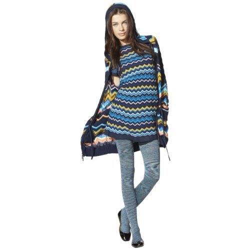 871d0c22778 Amazon.com   Missoni for Target Blue Zigzag Sweater Dress - Extra Small  (XS)   Everything Else