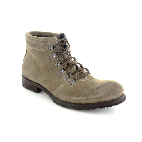 Kenneth Cole Mens Ankle Boots Size 10 M KM44512SUTAU Arc-Tic
