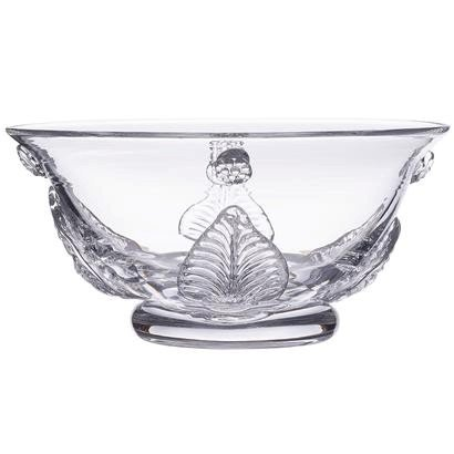 Juliska Acanthus Bowl Clear 5.5 inches