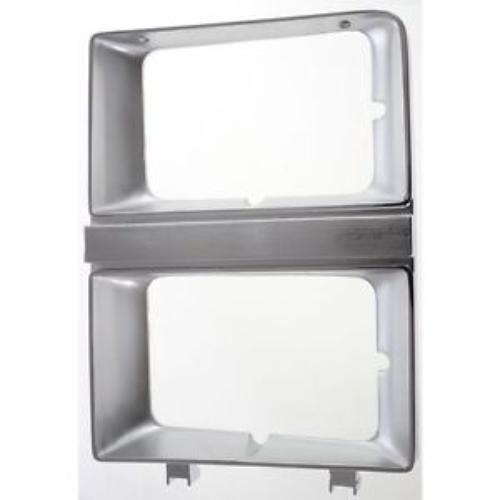 CPP GM2513106 Headlight Door for 81-82 Chevy C30, K5 Blazer, Pickup, Suburban