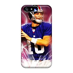 High Quality Burrisoutdoor98 New York Giants Skin Cases Covers Specially Designed For Iphone - 5/5s Black Friday