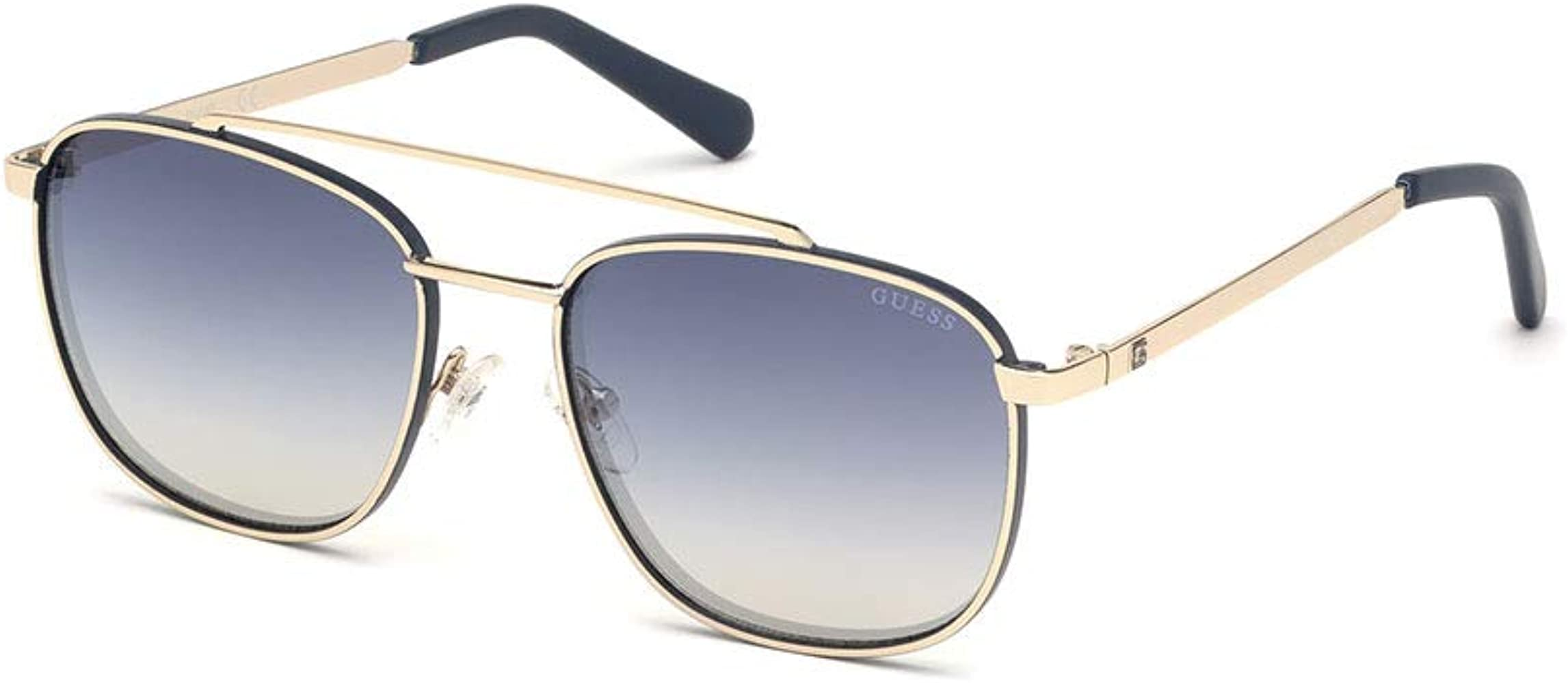 Guess gafas de sol para hombre GU6946 32X metal, dorado ...