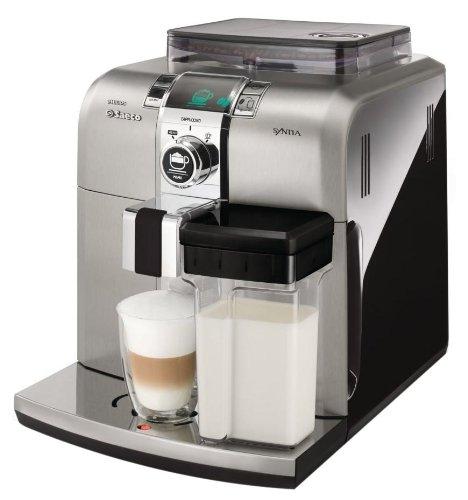 Philips HD8839, Negro, Plata, 1400 W, 230 V, 50 Hz, 330 x 450 x 415 mm - Máquina de café