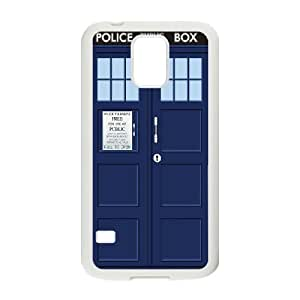 Classic Case Doctor Who pattern design For Samsung Galaxy S5 Phone Case