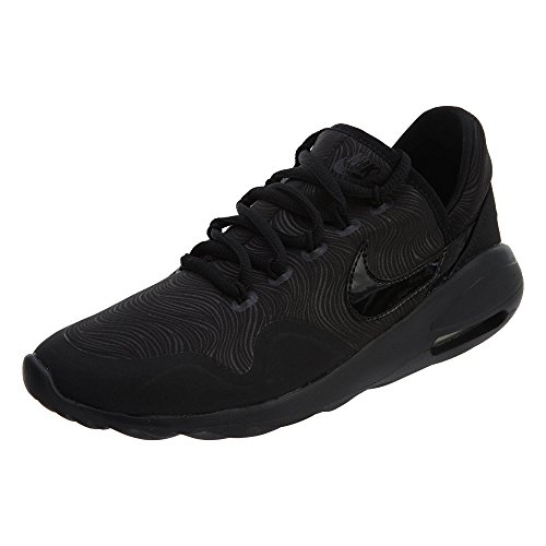 black Sasha Air black anthracite Noir 001 Sneakers Femme Se Nike Basses Max qSC8wEw