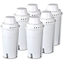 Brita Compatible Replacement Water Filter for Pitchers 6 Pack – Westinghouse