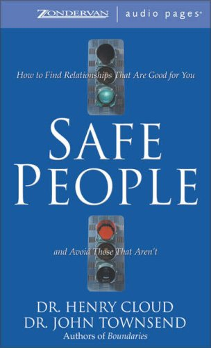 Safe People by Zondervan