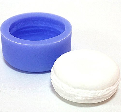 Chawoorim Macaron Silicone Molds Craft Soap Candle Macaroon Mold Home made Soap Making Supplies