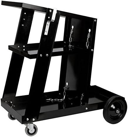 Performance Tool W53992 Welding Cart, Universal, Black Universal Welding Cart
