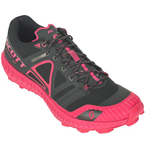 7 Zapatillas Rc Rosa Shoe 0 Scott Supertrac Y Us W's Negro Color xf7URnzqaw