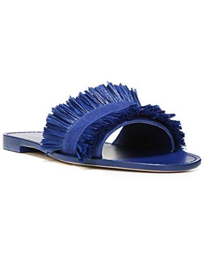 Diane von Furstenberg Eilat Raffi Flat Sandal, 6.5