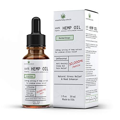 Essential Hemp Extracts