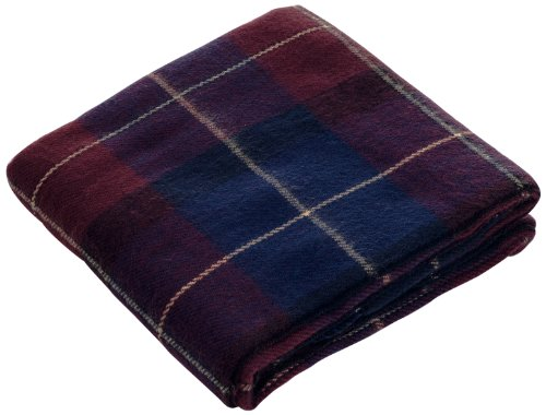 Best cashmere throw blanket blue for 2019