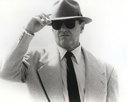Jack Nicholson Wearing Sunglasses And A Trilby - 10