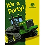 John Deere Invitation and Thank You Note Set 8ct