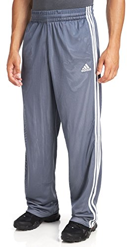 Adidas Men's Double Up 2.0 Pants, Onix/Clear Grey, Small