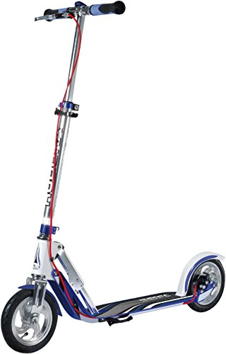 Hudora 14015 Big air wheel kick scooter 205 with handlebar brake