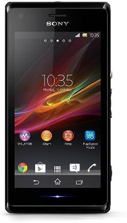 Sony Xperia M - Smartphone libre Android (pantalla 4