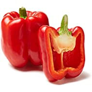 Organic Red Bell Pepper, One