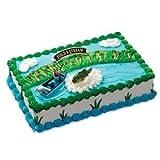 Field & Stream Bass Boat and Fish Cake Kit