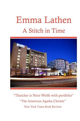 A Stitch in Time: An Emma Lathen Best Seller
