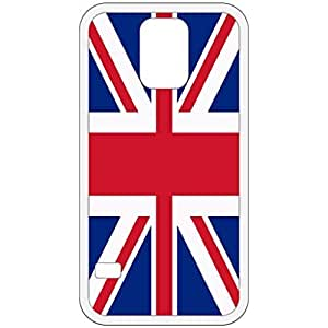 Northern Ireland Flag White Samsung Galaxy S5 Cell Phone Case - Cover