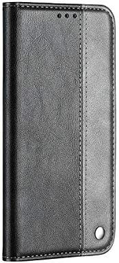 Huawei P30 PUレザー ケース, 手帳型 ケース 本革 ポーチケース カバー収納 全面保護 ビジネス 財布 手帳型ケース Huawei P30 レザーケース