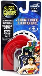 Super Sounds Justice League Reels