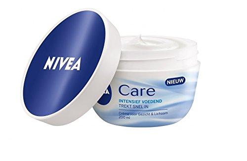 Nivea Cream On Face - 7
