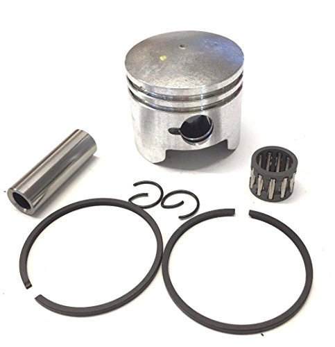 New Piston Repair Kit Mini Gas Pocket Bike Pit Bike 49CC 50CC Scooter (Pocket Bike Piston)