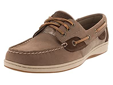 Sperry Mako 2-Eye Canoe Moc (Amaretto) Men's Lace up casual Shoes. A stylish and comfortable two-eye boat shoe from Sperry cfds.ml- and water-resistant leather for durable cfds.mle handsewn Tru-Moc construction. º lacing system with rust proof eyelets provides a secure custom fit.